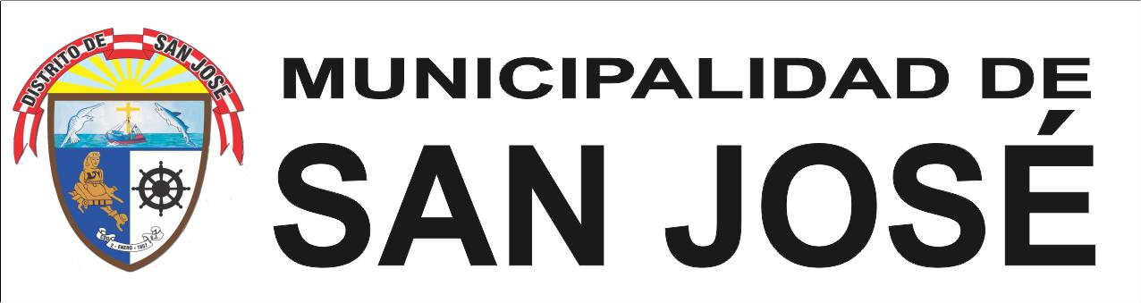 Municipalidad de San José logotipo